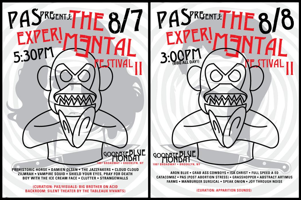 Experi-MENTAL Festival II